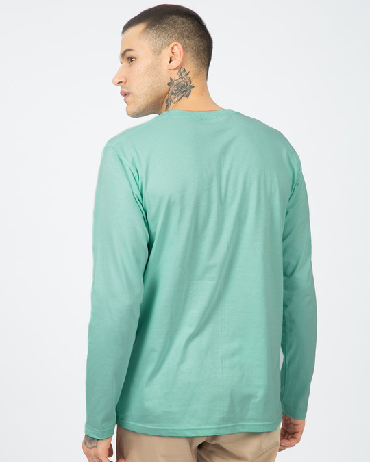 Shop Jerry Music And Chill Full Sleeve T-Shirt (TJL)-Back