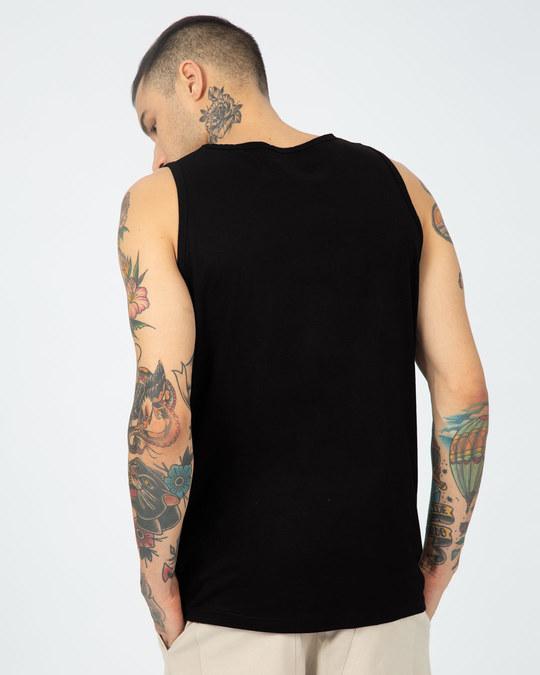 Shop Jet Black Vest