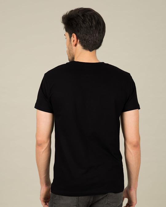 Shop Jhopu De Half Sleeve T-Shirt-Full