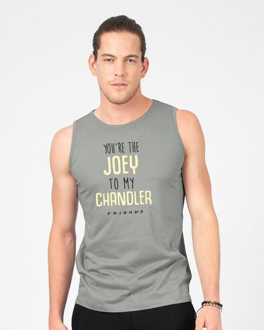 Shop Joey To My Chandler Vest ( FRL )-Front