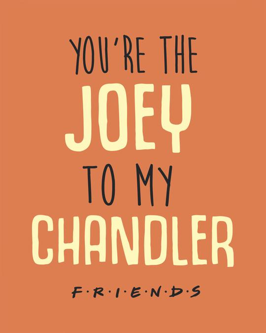 Shop Joey To My Chandler Vest ( FRL )-Full