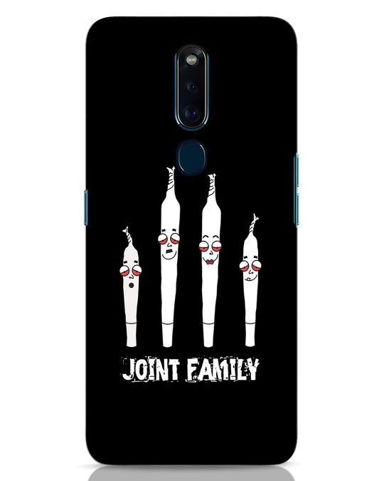 Shop Joint Family Oppo F11 Pro Mobile Cover-Front