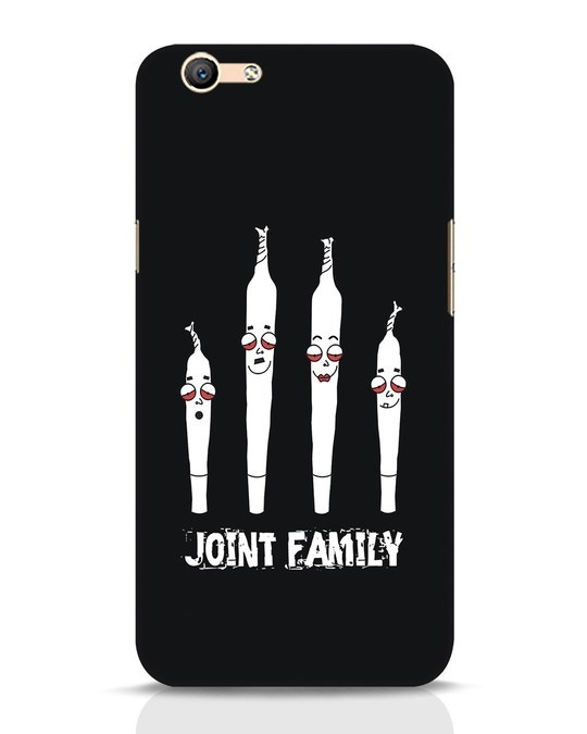 Shop Joint Family Oppo F1s Mobile Cover-Front