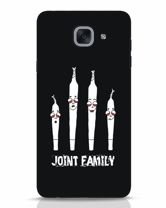 Shop Joint Family Samsung Galaxy J7 Max Mobile Cover-Front