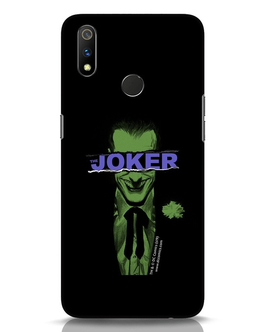 Shop Joker Torn Realme 3 Pro Mobile Cover (BML)-Front