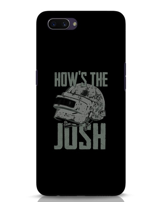 Shop Josh Pubg Oppo A3S Mobile Cover-Front