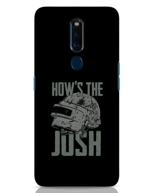 Shop Josh Pubg Oppo F11 Pro Mobile Cover-Front
