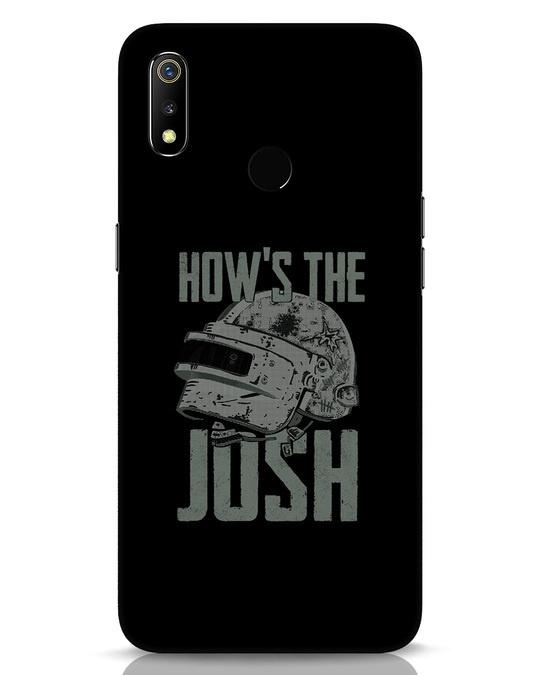 Shop Josh Pubg Realme 3 Mobile Cover-Front