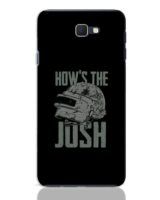 Shop Josh Pubg Samsung Galaxy J7 Prime Mobile Cover-Front