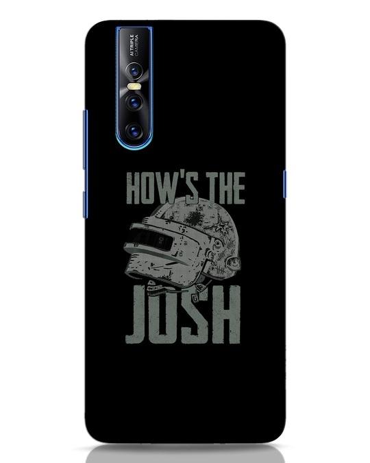 Shop Josh Pubg Vivo V15 Pro Mobile Cover-Front