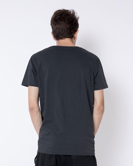 Shop Jugaadu Hindi Half Sleeve T-Shirt-Full