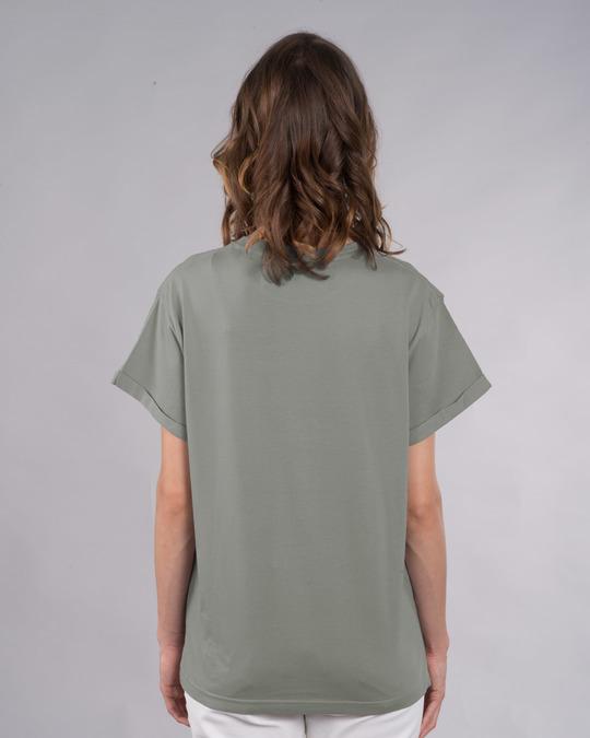 Shop Just Chill-penguin Boyfriend T-Shirt-Design