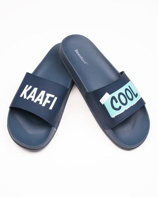 Shop Kaafi Cool Tape Sliders-Front