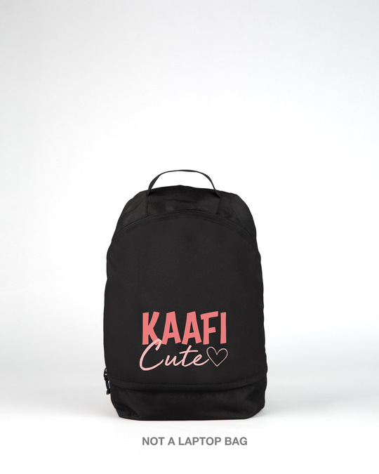 Shop Kaafi Cute Small Backpack-Front