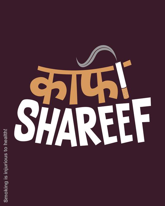 Shop Kaafi Shareef Half Sleeve T-Shirt