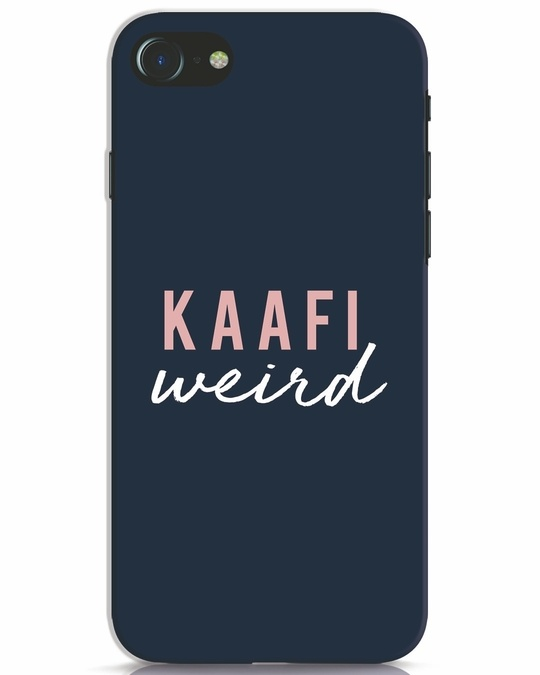 Shop Kaafi Weird iPhone 7 Mobile Cover-Front