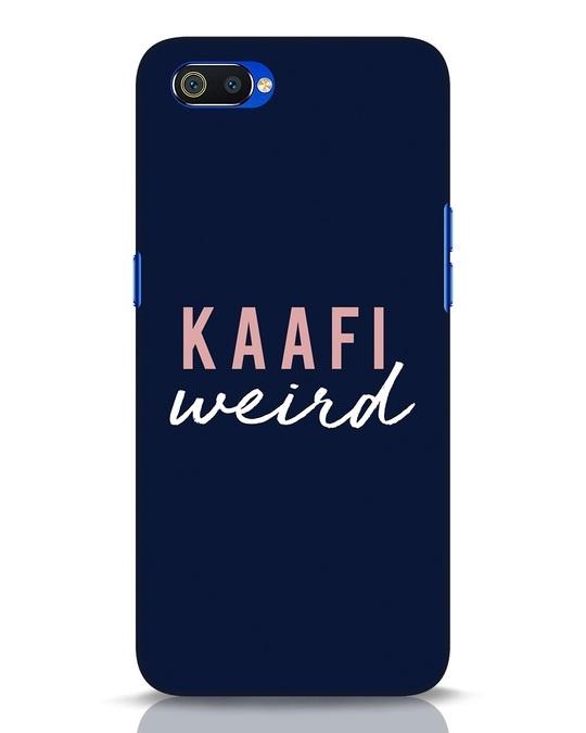 Shop Kaafi Weird Realme C2 Mobile Cover-Front