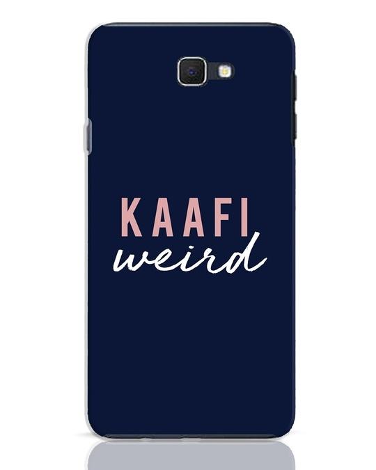 Shop Kaafi Weird Samsung Galaxy J7 Prime Mobile Cover-Front