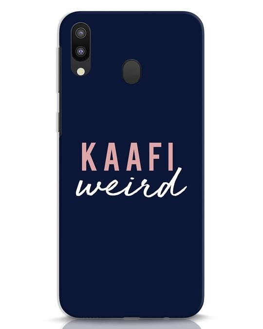 Shop Kaafi Weird Samsung Galaxy M20 Mobile Cover-Front