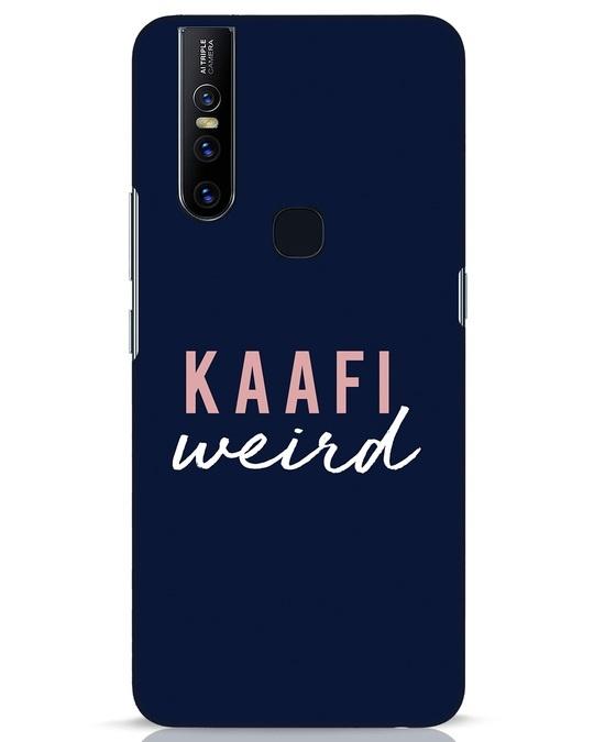 Shop Kaafi Weird Vivo V15 Mobile Cover-Front