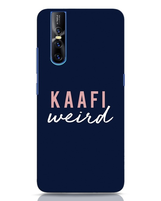 Shop Kaafi Weird Vivo V15 Pro Mobile Cover-Front