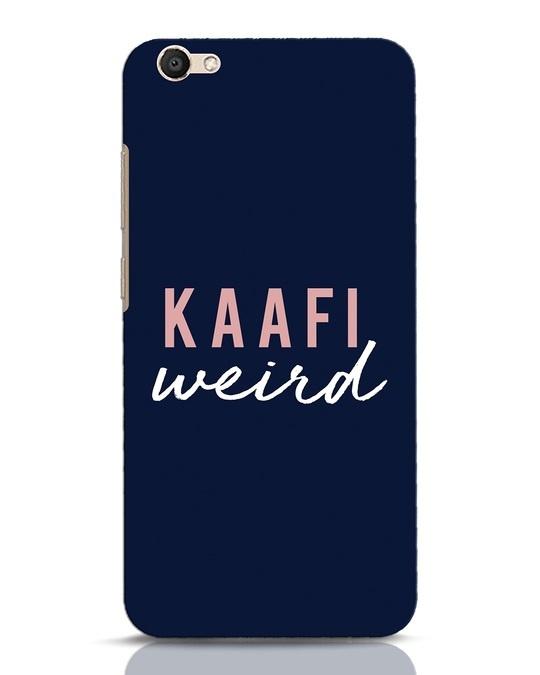 Shop Kaafi Weird Vivo V5 Mobile Cover-Front