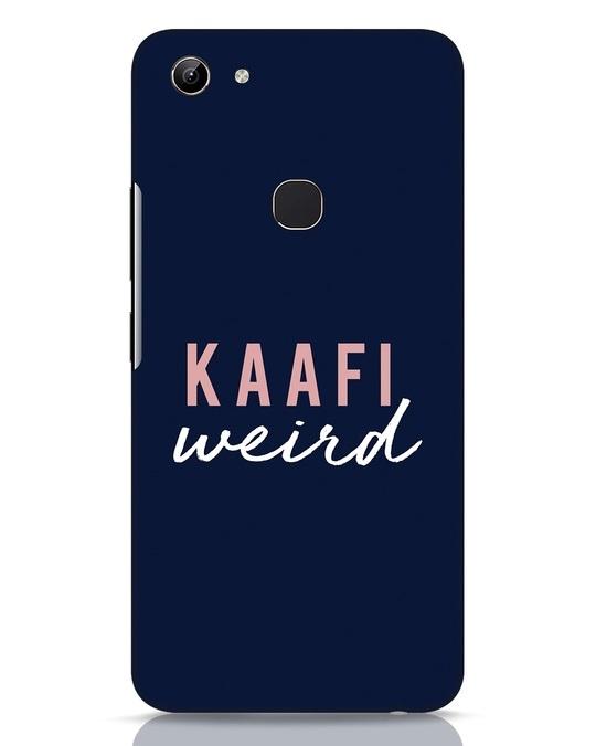 Shop Kaafi Weird Vivo Y81 Mobile Cover-Front