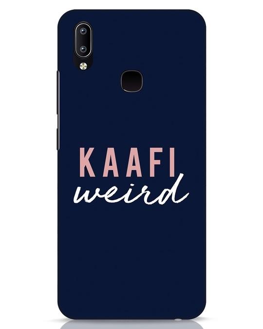 Shop Kaafi Weird Vivo Y91 Mobile Cover-Front