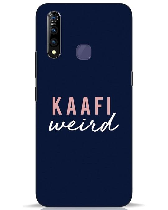 Shop Kaafi Weird Vivo Z1 Pro Mobile Cover-Front