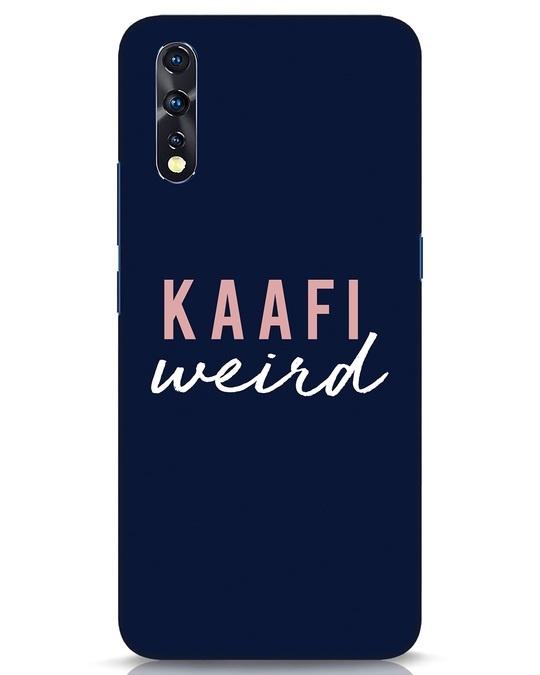 Shop Kaafi Weird Vivo Z1x Mobile Cover-Front