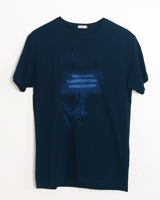 Shop Kaal Half Sleeve T-Shirt-Front