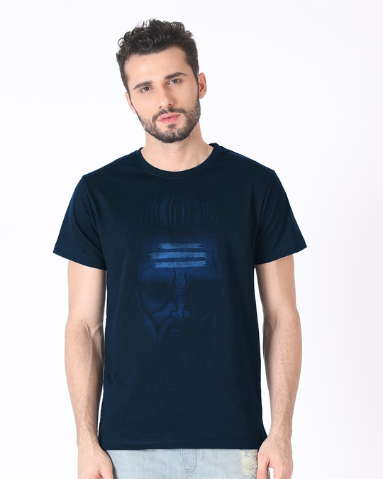 Shop Kaal Half Sleeve T-Shirt-Back