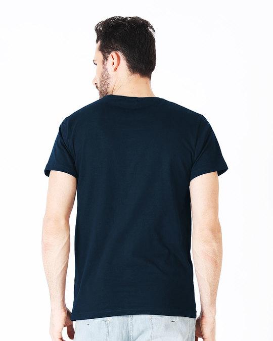 Shop Kaam Aisa Karo Half Sleeve T-Shirt-Full