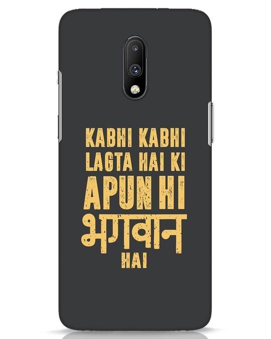 Shop Kabhi Kabhi OnePlus 7 Mobile Cover-Front