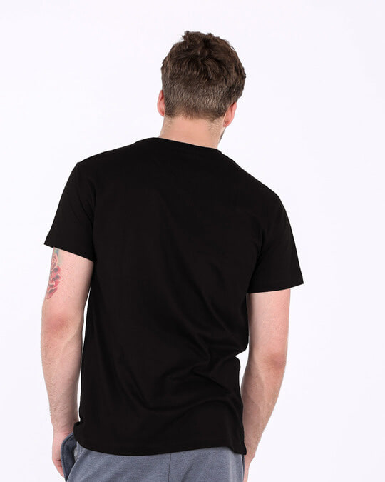 Shop Kafi Lazy Half Sleeve T-Shirt-Full