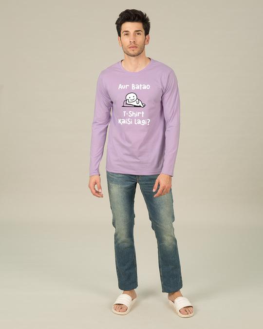 Shop Kaisi Lagi Full Sleeve T-Shirt-Design