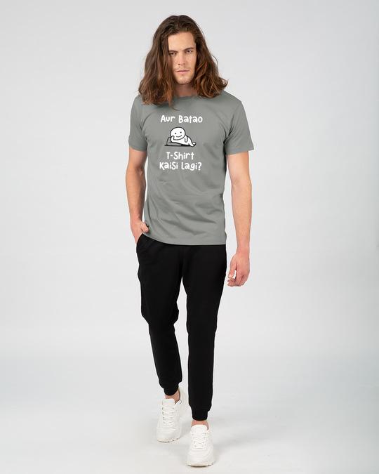 Shop Kaisi Lagi Half Sleeve T-Shirt-Full