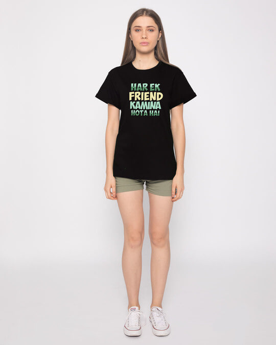 Shop Kamina Friend Boyfriend T-Shirt