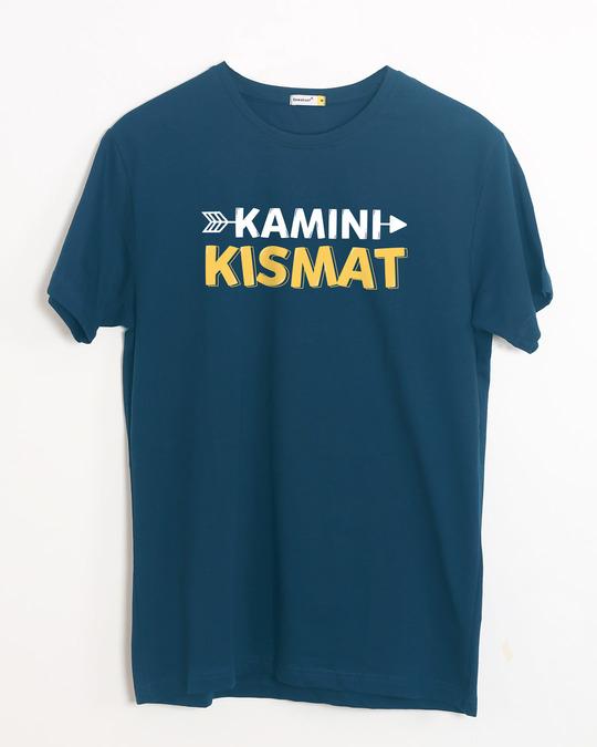 Shop Kamini Kismat Half Sleeve T-Shirt-Front