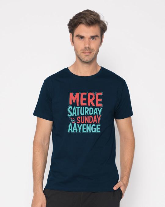 Shop Karan Arjun Half Sleeve T-Shirt-Back