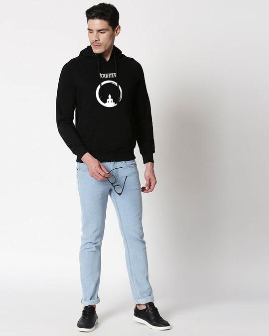 Shop Karma Cycle Hoodie Sweatshirt AW20-Full