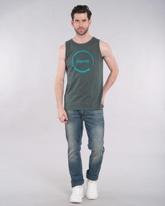 Shop Karma Swish Vest-Full