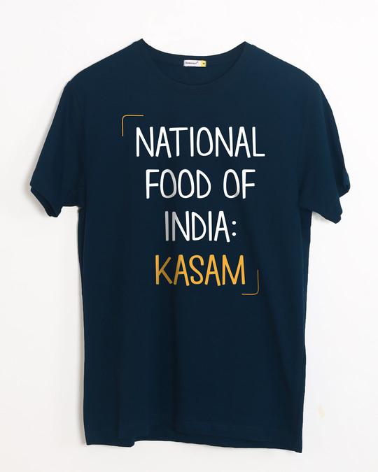 Shop Kasam Half Sleeve T-Shirt-Front