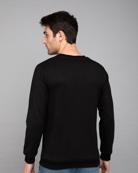 Shop Katai Zeher Fleece Light Sweatshirt-Back