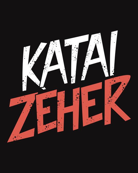 Shop Katai Zeher Fleece Light Sweatshirt-Full