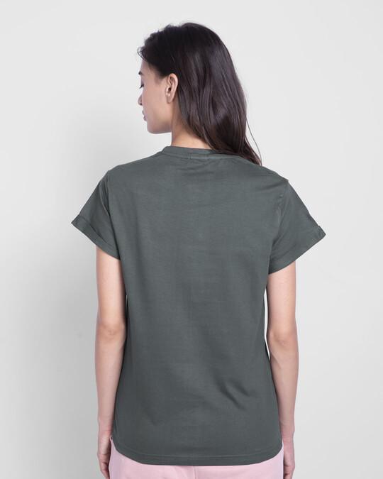 Shop Keep Blooming Boyfriend T-Shirt-Back