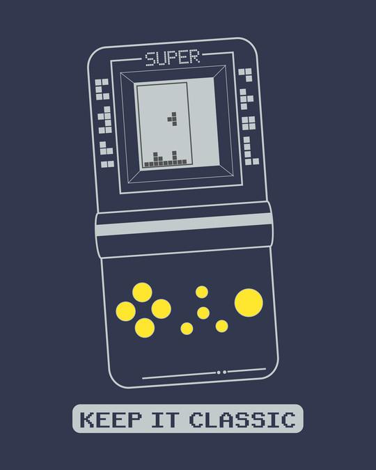Shop Keep It Classic Half Sleeve T-Shirt-Full