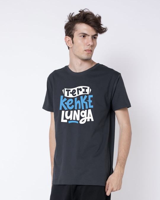 Shop Kehke Lunga Half Sleeve T-Shirt-Design