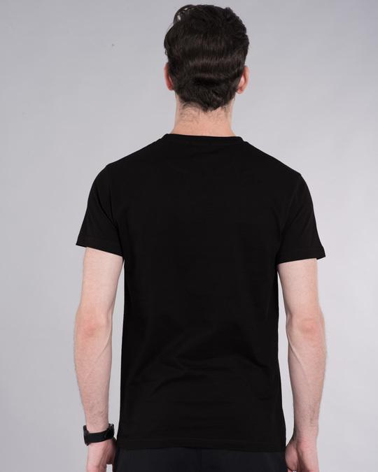 Shop Khandani Half Sleeve T-Shirt-Back