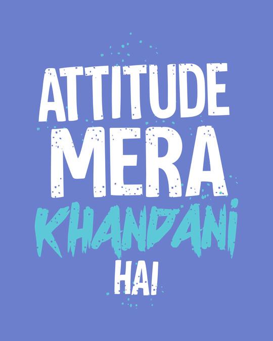 Shop Khandani Half Sleeve T-Shirt-Full